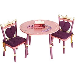 Princess Table and Chairs Set