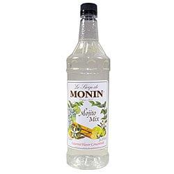 Monin Inc 1-liter Pet Mojito Mix (Pack of 4)
