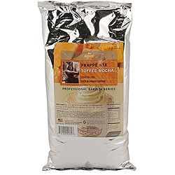 Mocafe Toffee Mocha 3 Pound Bags (Pack of 4)
