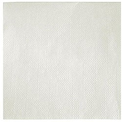 Paterson Pacific Parch White Beverage Napkin (Case of 4000)