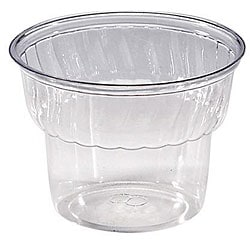 WNA Comet West 8-oz PET Classic Dessert Cups (Case of 1000) 5965642