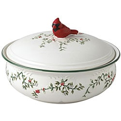 Pfaltzgraff Winterberry Covered Bowl