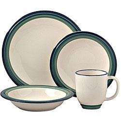 Pfaltzgraff Ocean Breeze 32-piece Dinnerware Set
