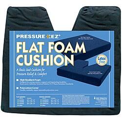 Hudson Pressure Eez 4-inch Flat Foam Seat Cushions (Pack of 4)
