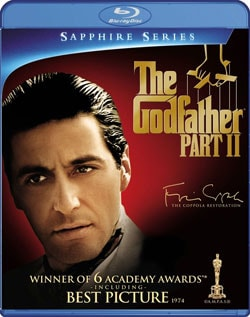The Godfather Part II (Sapphire Series) (Blu-ray Disc) 5975230