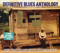 Various - Definitive Blues Anthology 5986315