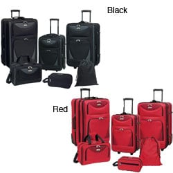 Travelers Club Skyview II 6-piece Luggage Set