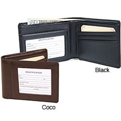 Royce Leather Bi-fold Wallets (Case of 2)