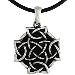 Pewter Nemetos Celtic Pendant