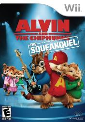 Wii - Alvin and the Chipmunks: The Squeakquel (Pre-Played)