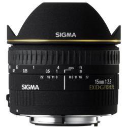 Sigma 15mm F2.8 EX DG Diagonal Fisheye Lens for Nikon