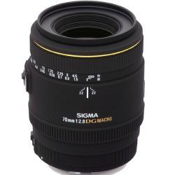 Sigma 70mm F2.8 EX DG Macro Lens for Canon