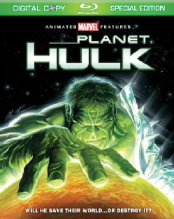 Planet Hulk (Blu-ray Disc) 6006250