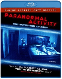 Paranormal Activity (Blu-ray Disc) 6006257
