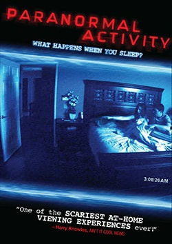 Paranormal Activity (DVD) 6006258