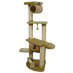 Armarkat Cat Jungle Gym Pet Furniture Condo Scratcher