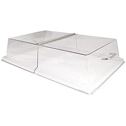 Cambro Clear Display Cover With Hinge