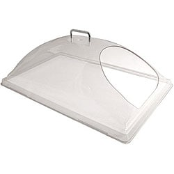 Cambro Dome Cover With One End Cut