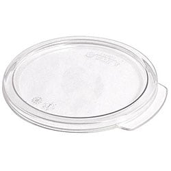 Cambro Clear Round Cover For 1 Qt Container 6016400