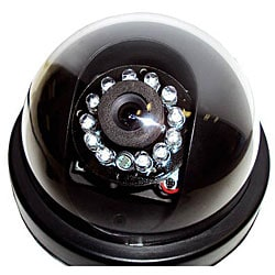 Dome CCTV CCD Camera