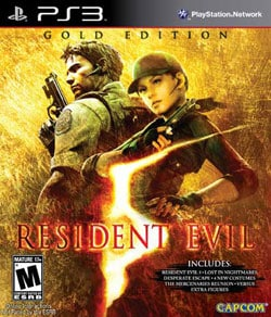 PS3 - Resident Evil 5 Gold Edition 6039960