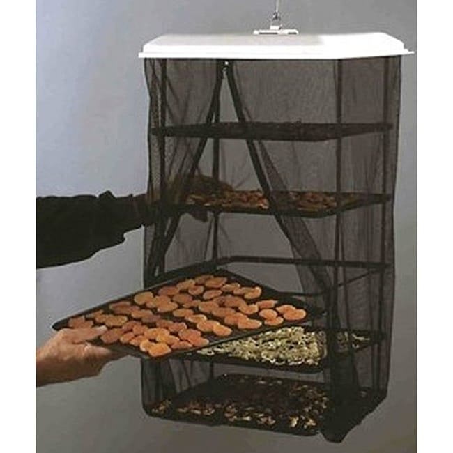Living Whole Foods Hanging Food Dehydrator