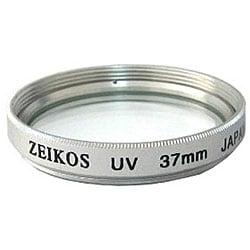 Zeikos 37mm UV Multi Coated Glass Filter
