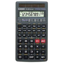 Casio FX-260 Solar Scientific Calculator
