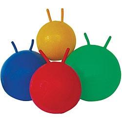 Cando 50 cm Yellow Vestibular Jump Ball