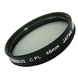 Zeikos 67mm MC Circular Polarizer Glass Filter