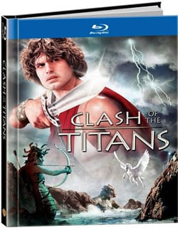 Clash of the Titans - DigiBook (Blu-ray Disc) 6077260