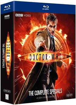 Doctor Who: The Complete Specials (Blu-ray Disc) 6080658