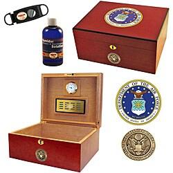 U.S. Air Force Edition Two Cigar Humidor