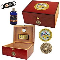 U.S. Army Cigar Humidor Two ShopFest Money Saver