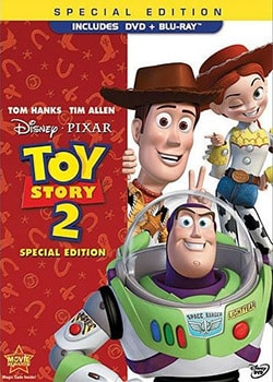 Toy Story 2 (Special Edition) (Blu-ray/DVD) 6137110