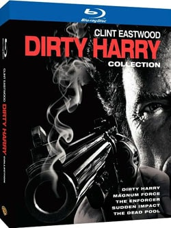 Dirty Harry Collection (Blu-ray Disc) 6163803