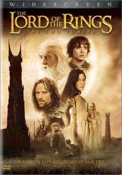 The Lord of the Rings: The Two Towers (DVD) 497532