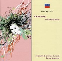 ERNEST ANSERMET/L'ORCHESTRE DE LA SUISSE ROMANDE - TCHAIKOVSKY: THE SLEEPING BEAUTY