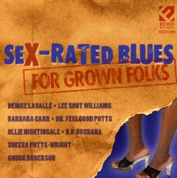 S*X-RATED BLUES - S*X-RATED BLUES 6184414