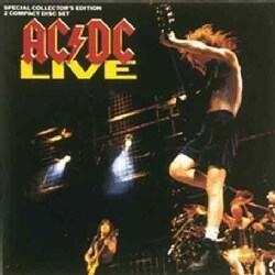 AC/DC - LIVE-SPECIAL COLLECTOR EDITION 6202508
