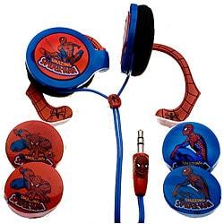 Nemo Digital Spider-man Wraparound Headphones