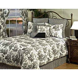 Plymouth Queen 9-piece Luxury Bedding Set