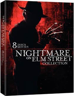 Nightmare on Elm Street Collection (DVD) 6251753