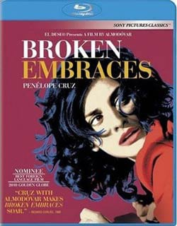 Broken Embraces (Blu-ray Disc) 6254010