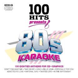 100 Hits - Karaoke 80'S
