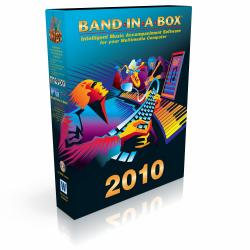 Band-in-a-Box Pro 2010 Music Software for Mac
