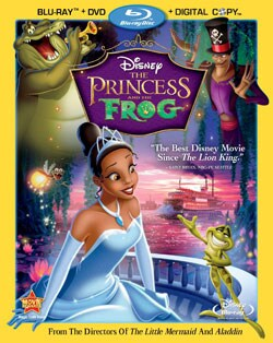 The Princess And The Frog (Blu-ray/DVD) 6268275