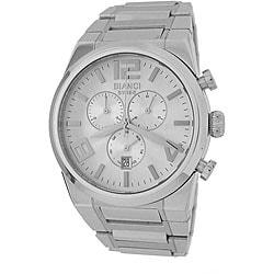Roberto Bianci Silver Dial Chronograph Watch