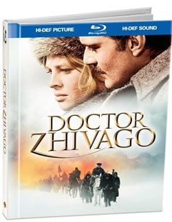 Doctor Zhivago - 45th Anniversary Edition DigiBook with CD (Blu-ray Disc) 6279161