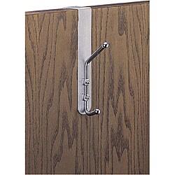 Safco Over-the-Door Coat Hooks (Case of 12)